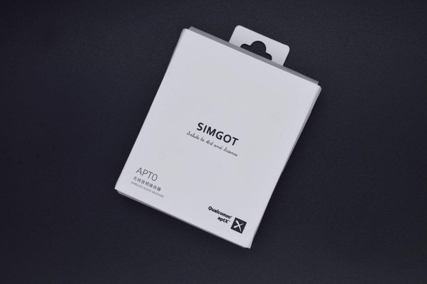 Магазины Украины и СНГ: Simgot APT0: может ли звук по Bluetooth быть качественным?