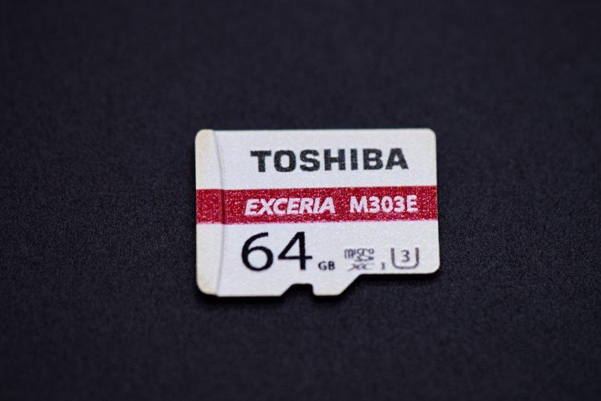 بطاقة Toshiba microSDXC UHS-I 64 جيجابايت M303E: بطاقة ذاكرة سريعة جدًا 2