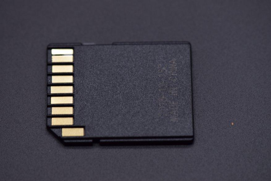 بطاقة Toshiba microSDXC UHS-I 64 جيجابايت M303E: بطاقة ذاكرة سريعة جدًا 5