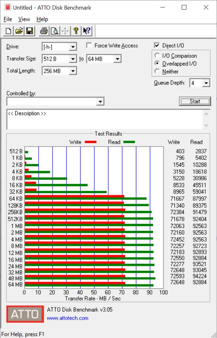 بطاقة Toshiba microSDXC UHS-I 64 جيجابايت M303E: بطاقة ذاكرة سريعة جدًا 9