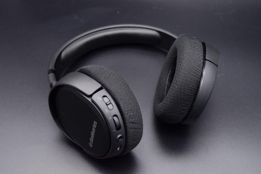 جديد SteelSeries: سماعة رأس Arctis 1 اللاسلكية 4