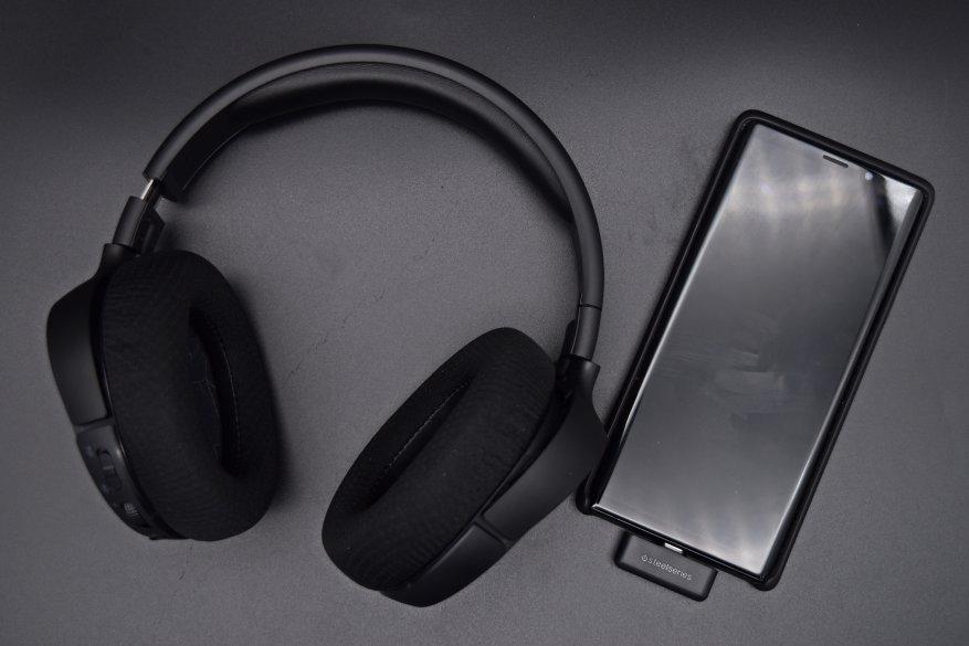 جديد SteelSeries: سماعة رأس Arctis 1 اللاسلكية 18
