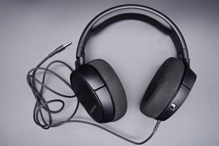سماعات رأس سلكية ستيل سيريز أركتيس ١ 4