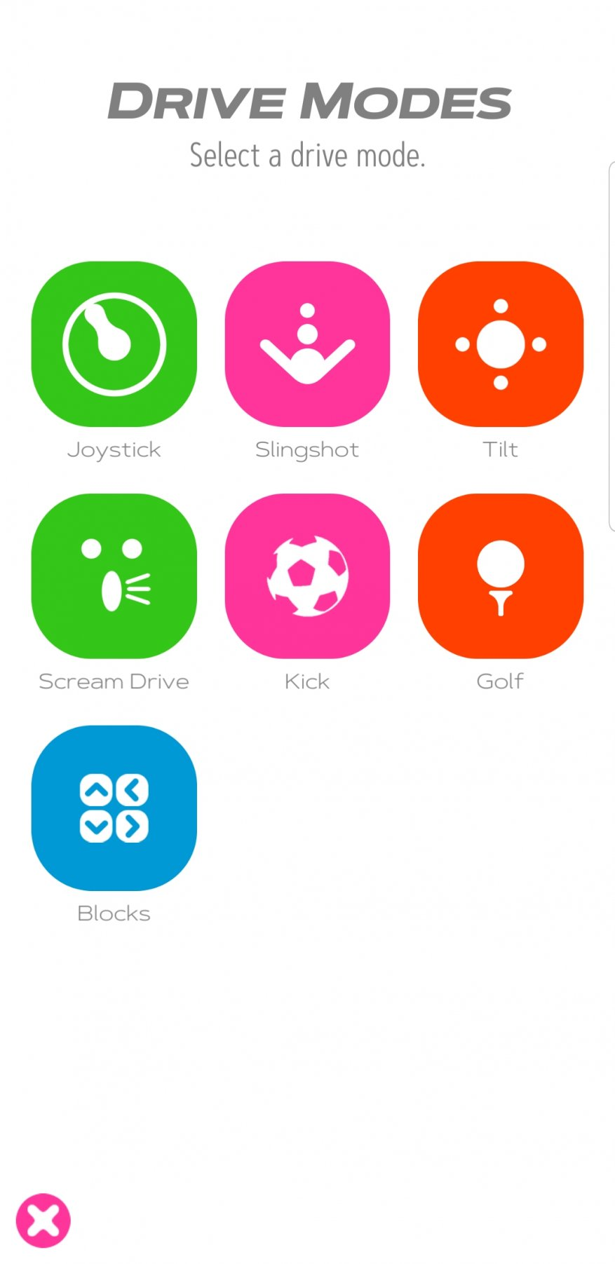 Магазины Украины и СНГ: Робошар Sphero Mini Activity Kit, крутой подарок: от игр до программирования на JavaScript