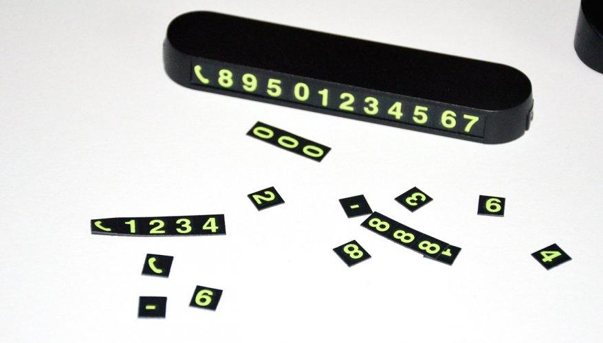 هاتف سيارة بسيط وغير مكلف برقم هاتف (بطاقة انتظار) مع Aliexpress 9