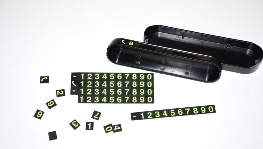 هاتف سيارة بسيط وغير مكلف برقم هاتف (بطاقة انتظار) مع Aliexpress 8