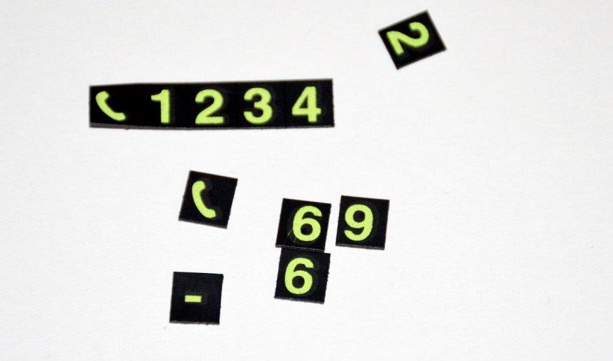 هاتف سيارة بسيط وغير مكلف برقم هاتف (بطاقة انتظار) مع Aliexpress 7