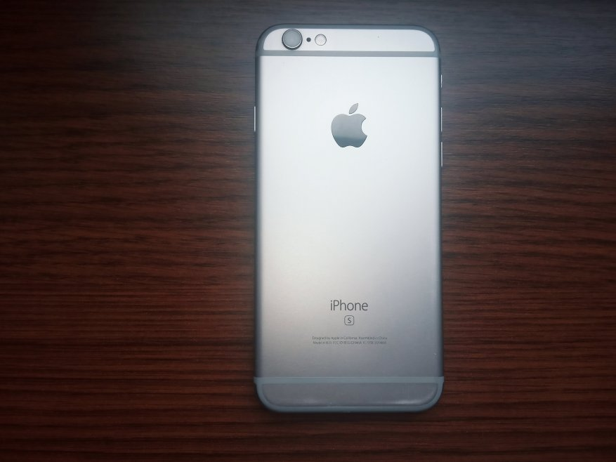 iPhone 6S الأصلي من Aliexpress: الغش أم لا؟ 7