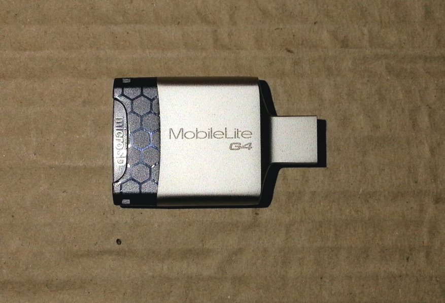 قارئ بطاقات Kingston MobileLite G4 USB 3.0: قوي وموثوق و UHS-II 6