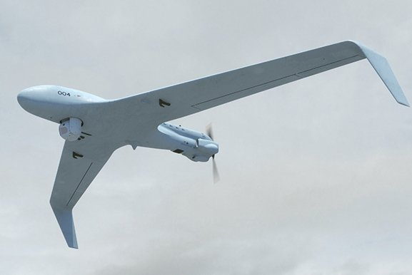Hermes 45 Small Tactical Unmanned Aircraft System ( STUAS)