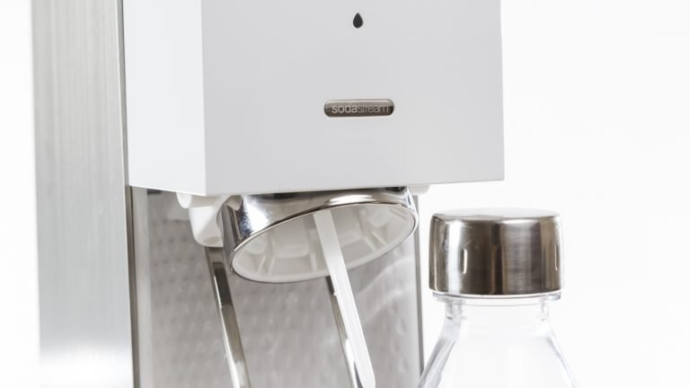 SodaStream Source carbonation unit photo by Christopher Gardiner