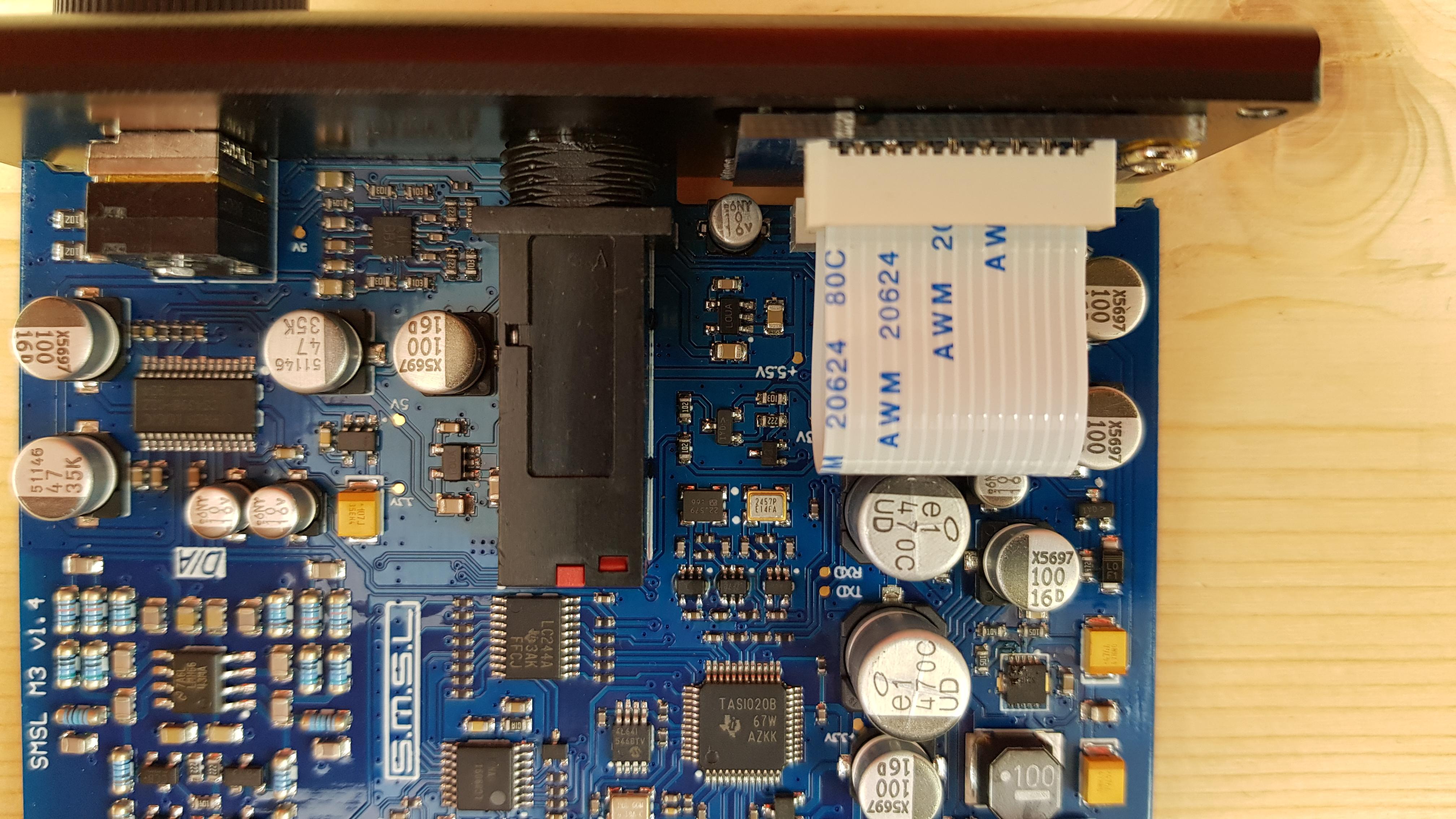 ЦАП SMSL M3: прекрасная альтернатива встроенной звуковой