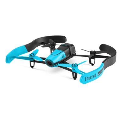 Parrot Bebop Drone (AR.Drone 3.0) – сверхлегкий квадрокоптер с камерой full HD и трехмерной цифровой стабилизацией