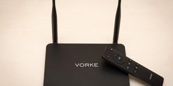 Android-бокс Vorke Z3 на Rockchip RK3399 — один из самых мощных и