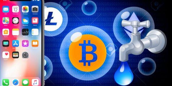 Бесплатные бонусы в криптовалютах рублях и долларах Криптовалютные краны