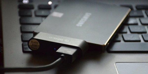 <b>Orico</b> 20UTS <b>USB 3.0</b> SATA3 адаптер для жесткого диска / HDD ...