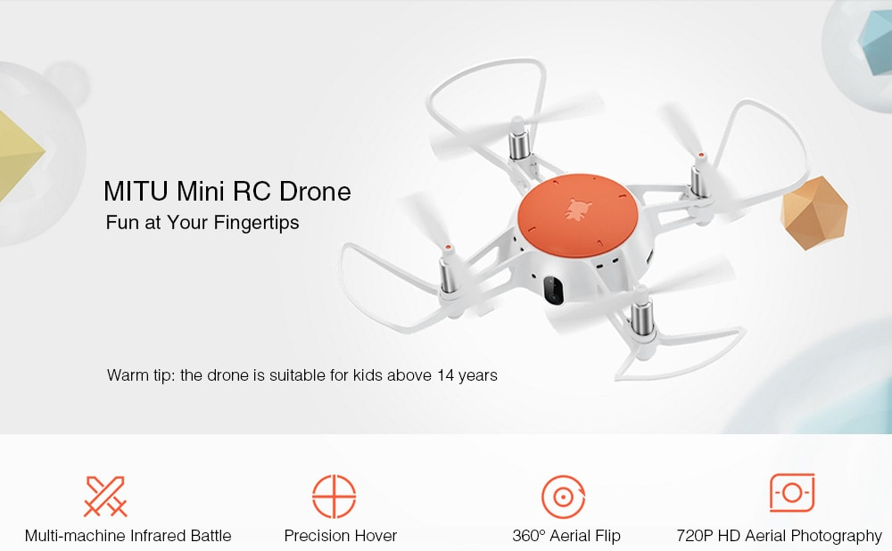 Обзор квадрокоптера Xiaomi Mi Drone