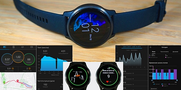 Garmin Venu Sports Smart Watch -arvostelu