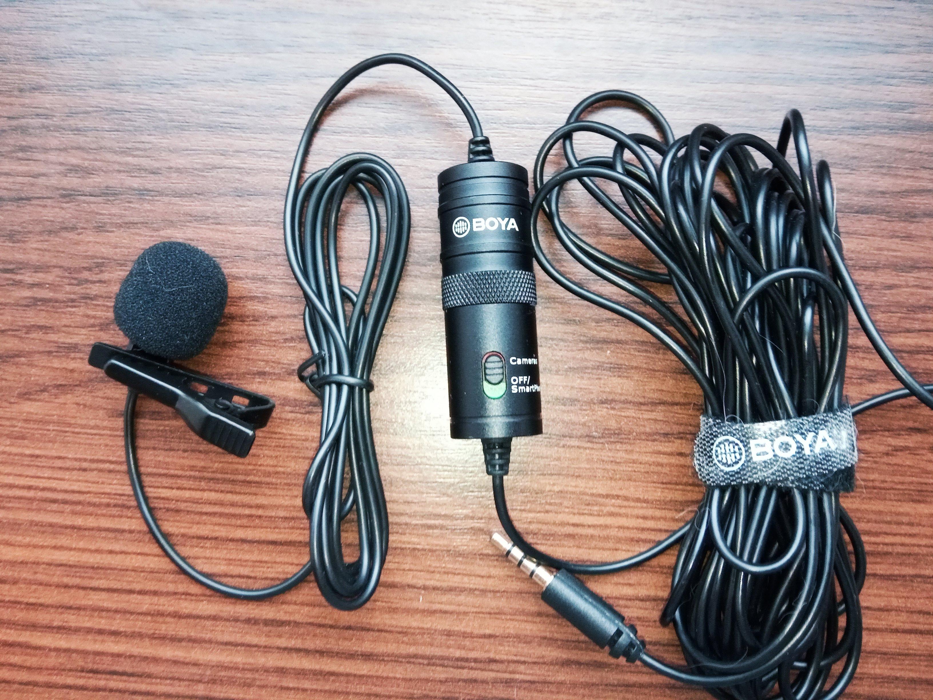 Boya Micro BY-M1 Lavalier: Một trong những sản phẩm tốt nhất với giá của nó? 1