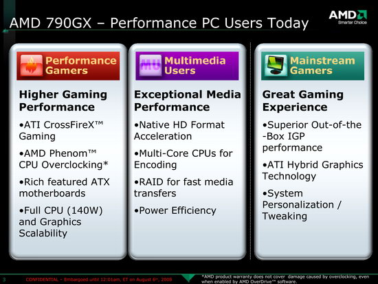 iXBT Labs - AMD 790GX Chipset Presentation - Page 1: AMD 790GX details