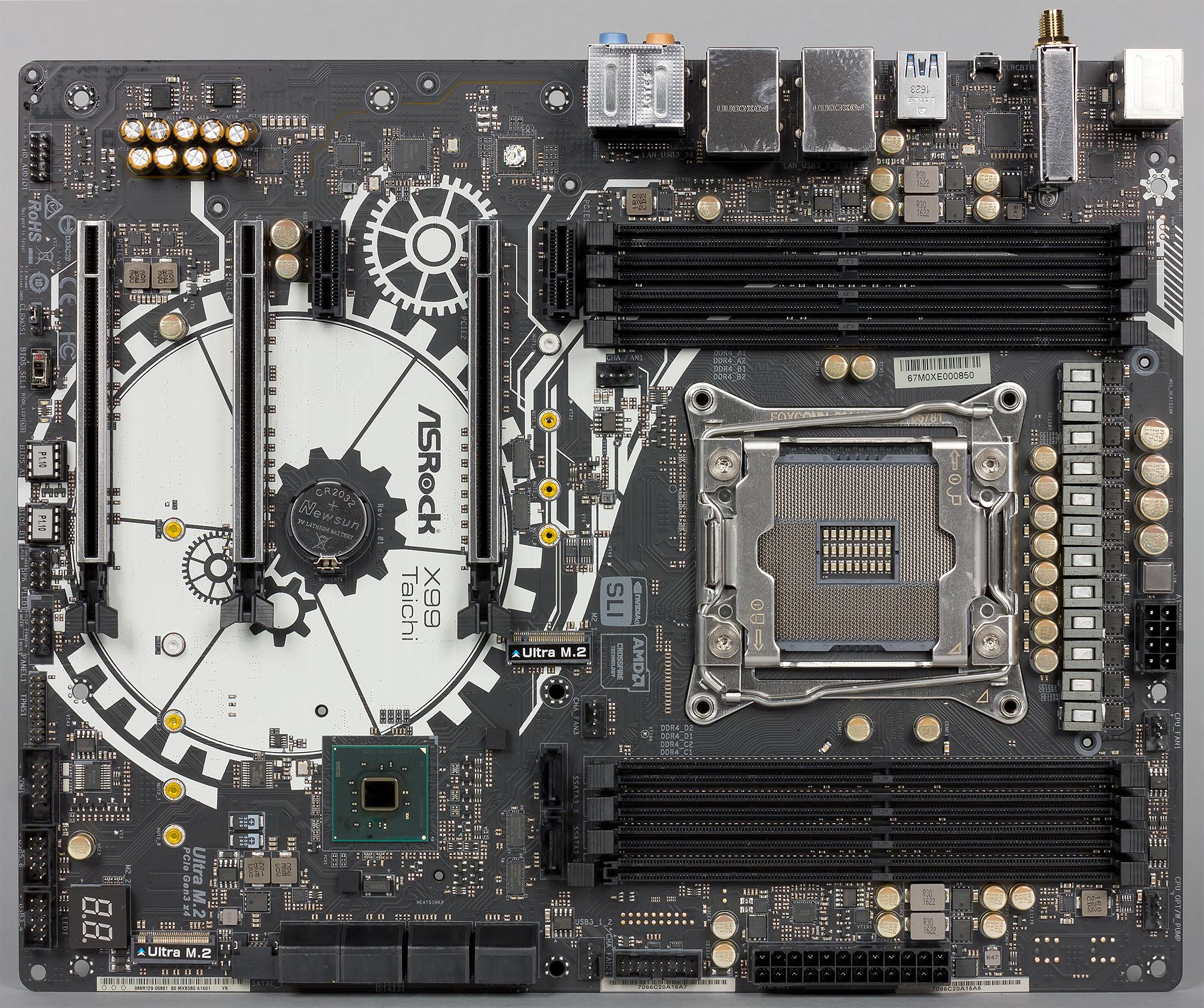 ASRock X99 Taichi Intel LAN Driver for Mac Download