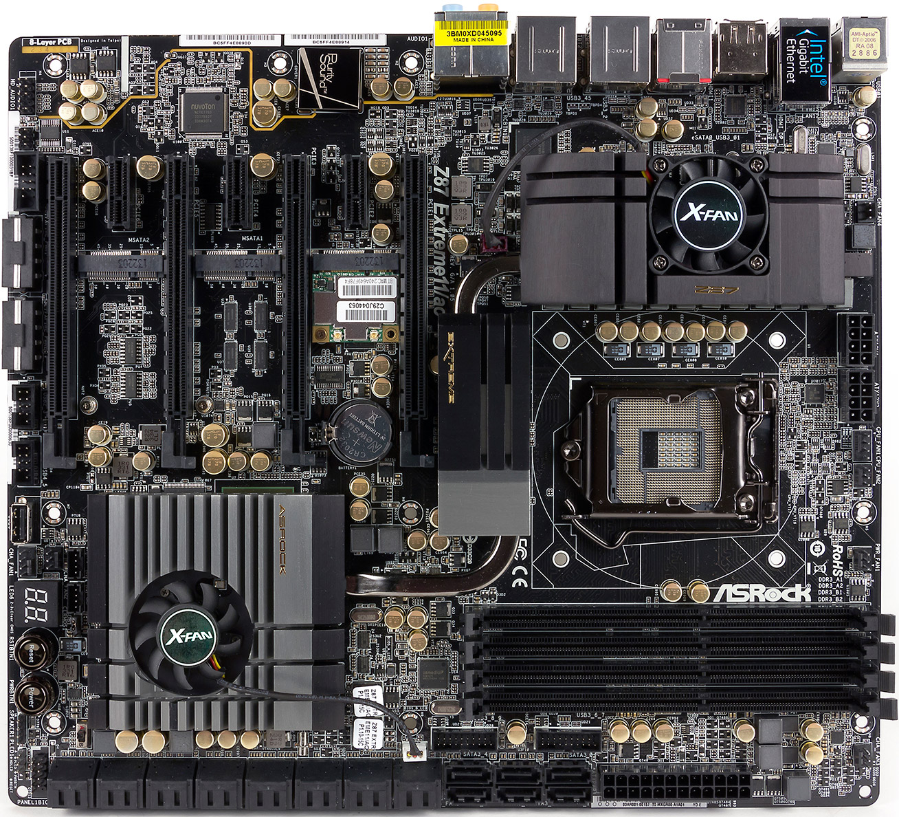 ASRock Z87 Extreme11/ac Intel Graphics Driver for Windows Download