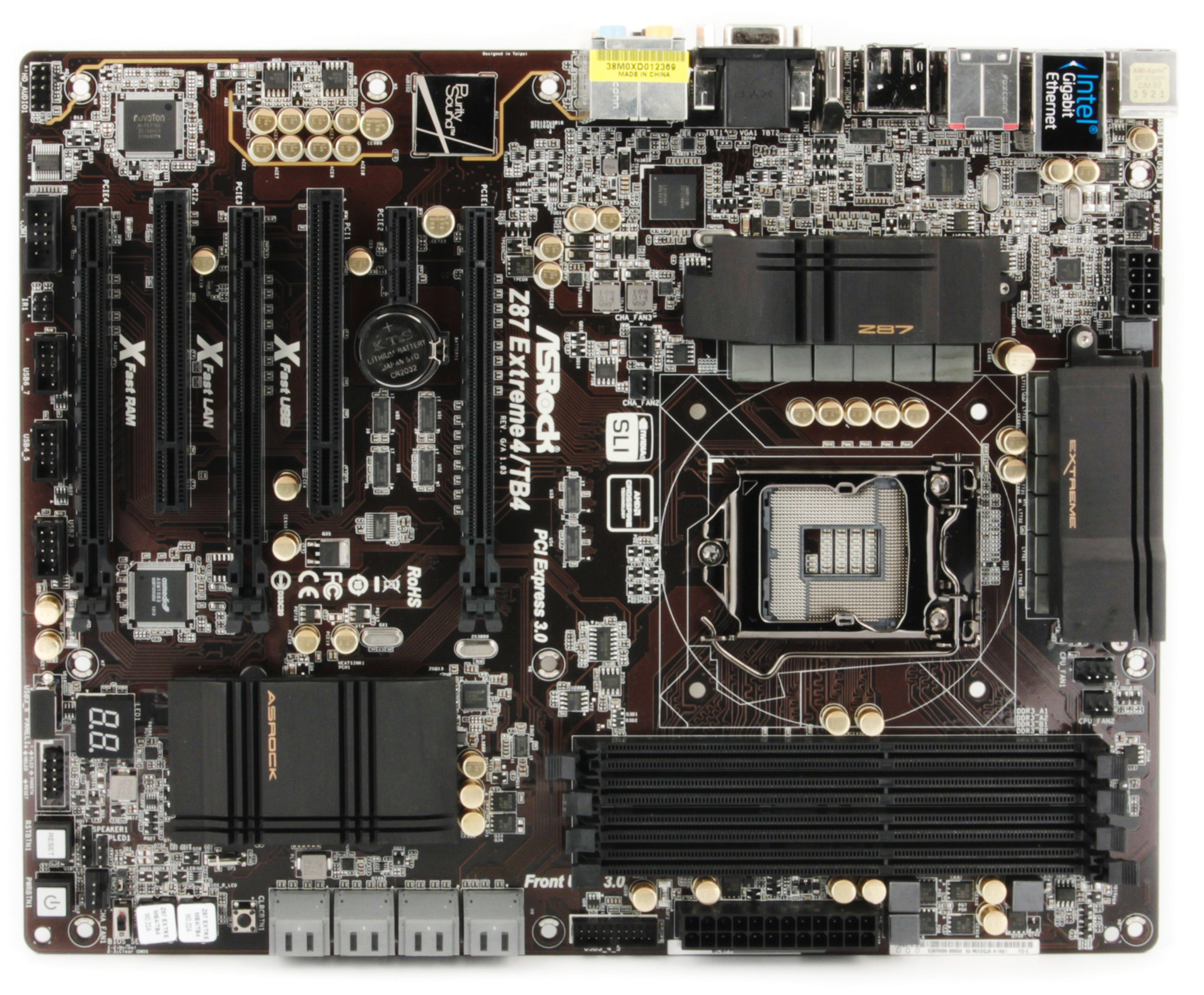 ASRock Z87M Pro4 A-Tuning Drivers Windows 7