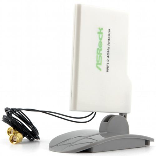 Комплектая Wi-Fi антенна от материнской платы ASRock Z77E-ITX