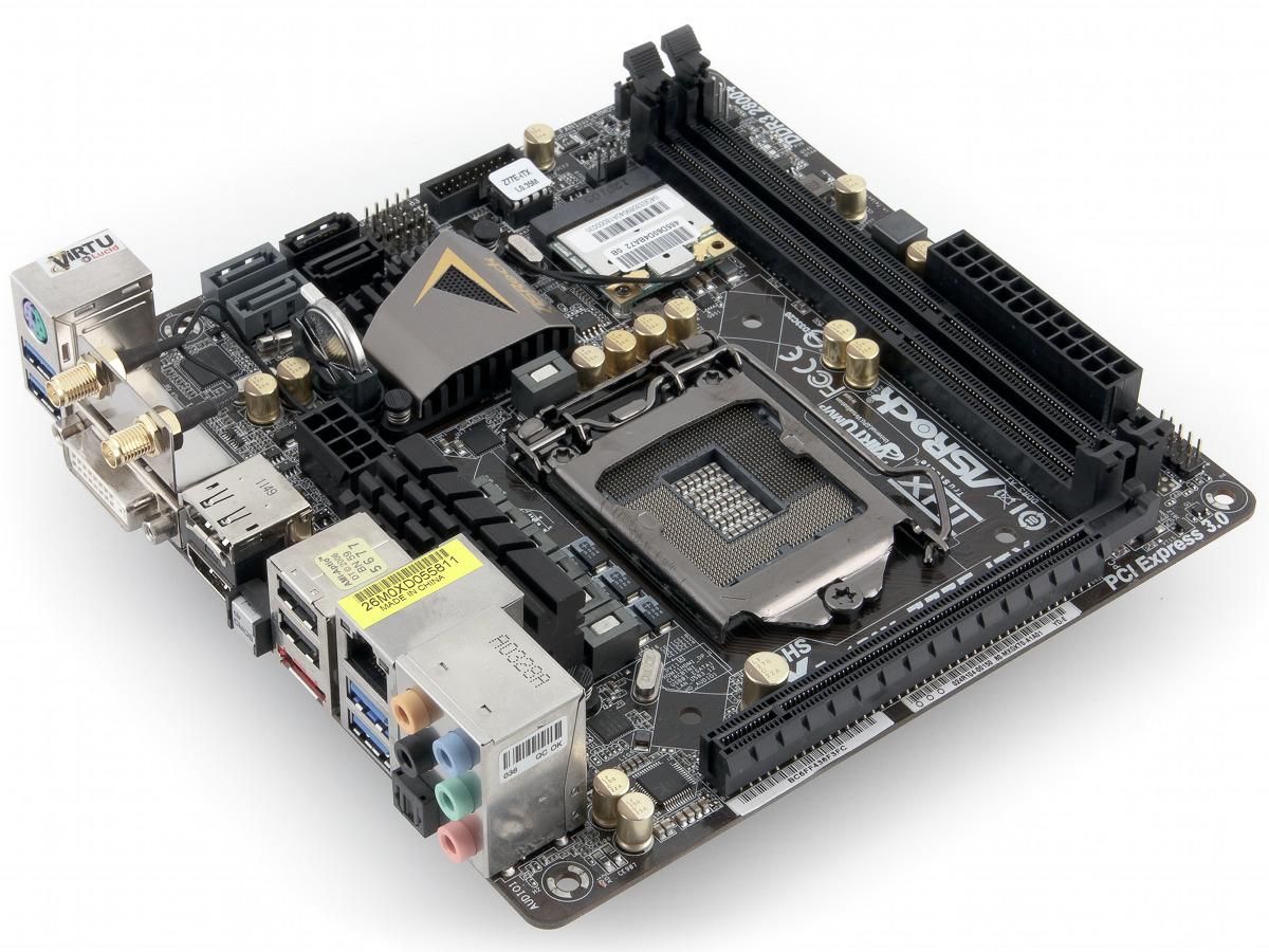 Asrock B75M-ITX THX TruStudio Drivers for Windows 10