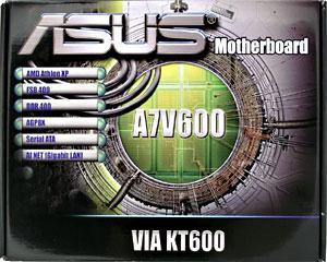 Asus a7v600 audio driver download.