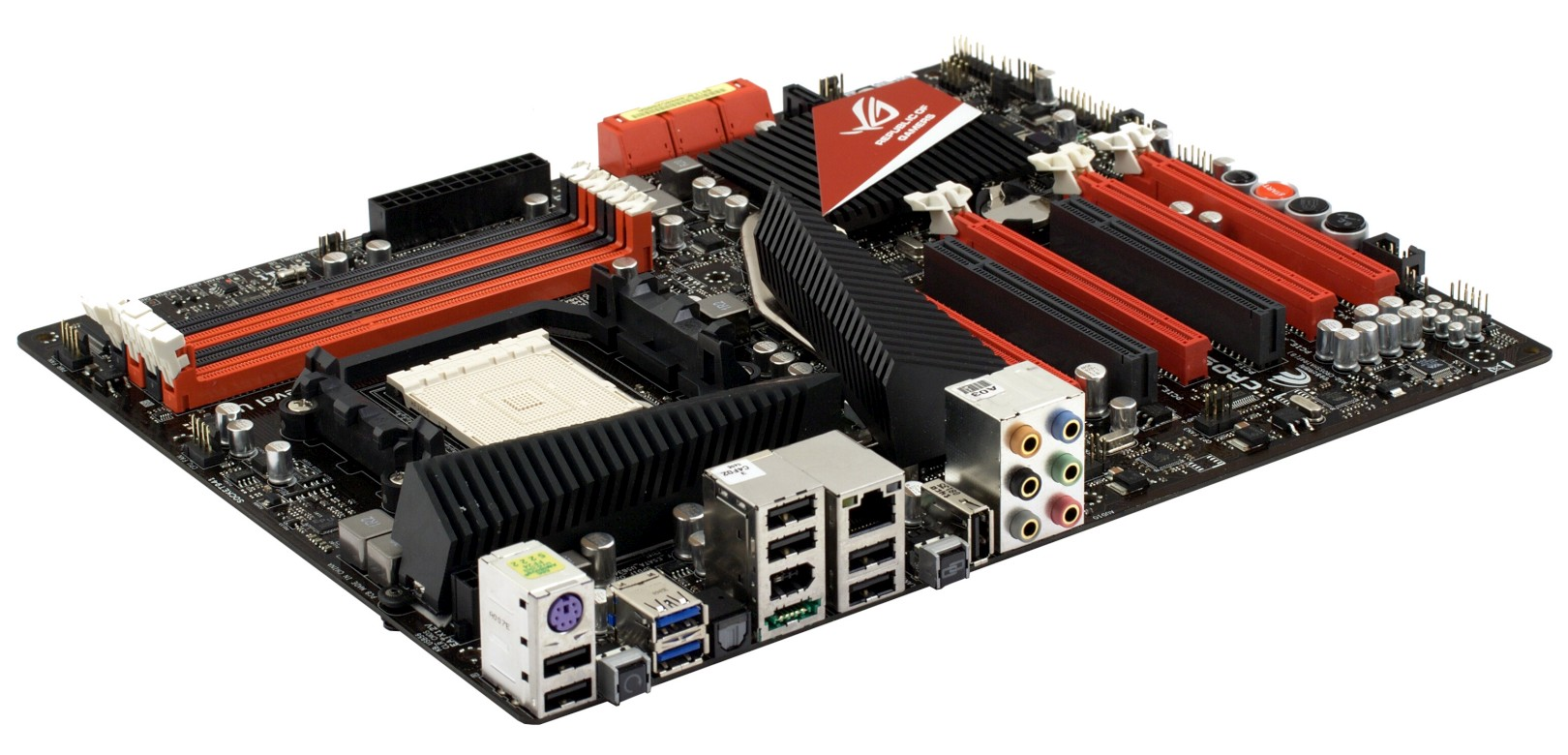 iXBT Labs - ASUS Crosshair IV Formula Motherboard - Page 1