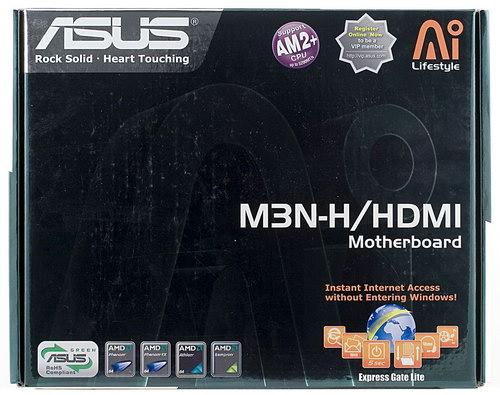 New Drivers: ASUS M3N-H HDMI
