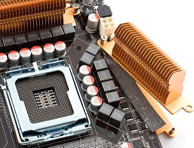 Heatsink fitting