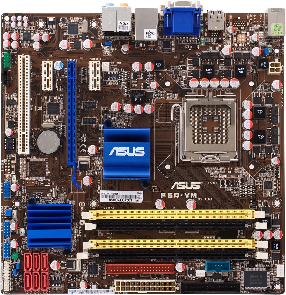 ASUS P5Q-VM DO WINDOWS DRIVER