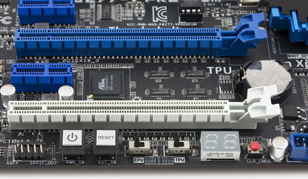 Для контроля процесса загрузки системы используются светодиоды около ключевых элементов, а также стандартный...