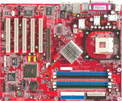 865PE INFINITY MOTHERBOARD WINDOWS 7 DRIVERS DOWNLOAD