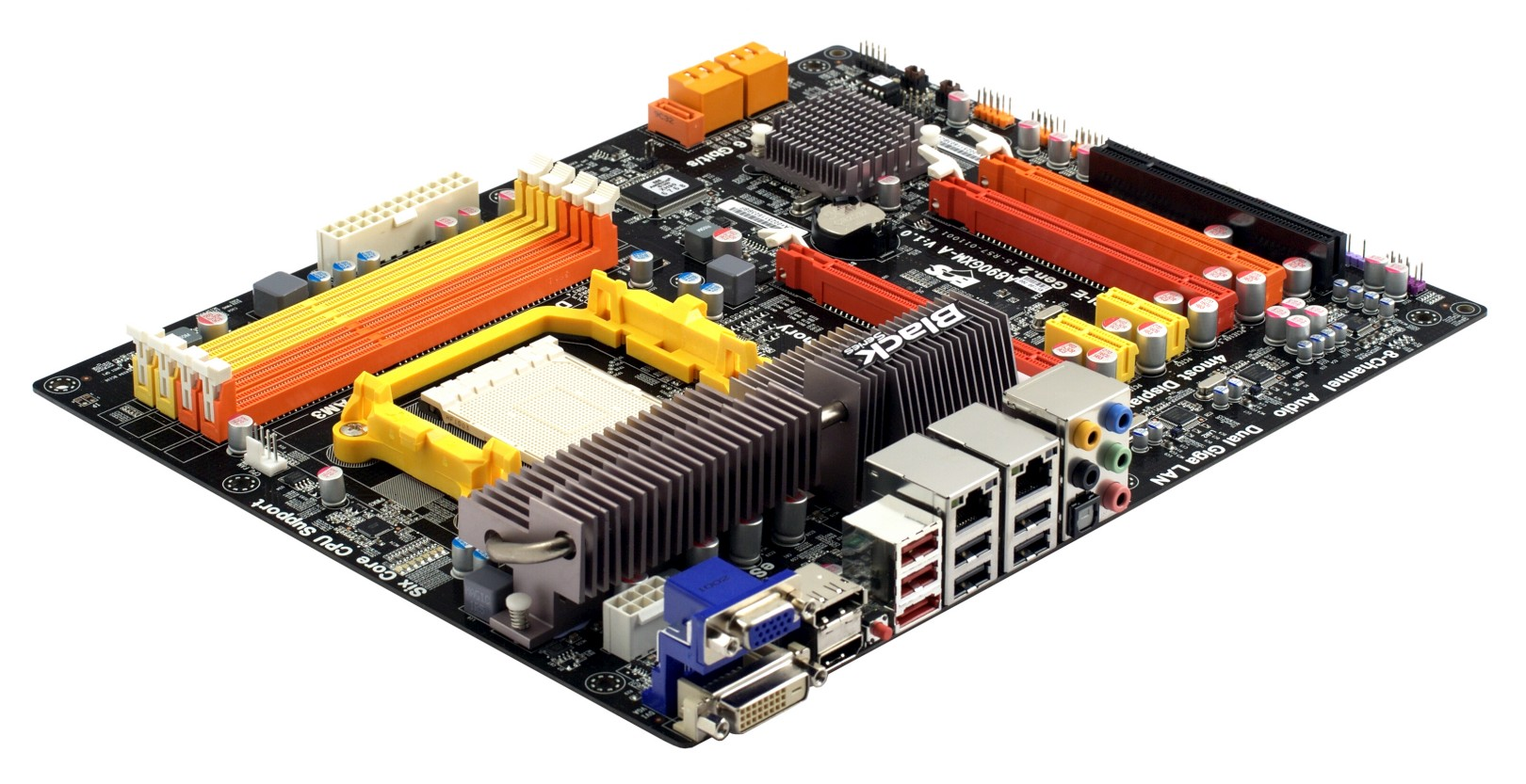 iXBT Labs - ECS A890GXM-A Motherboard - Page 1: Introduction, design