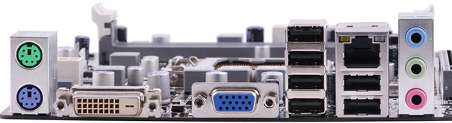 ECS H61H2-M3 — системная плата на чипсете Intel H61