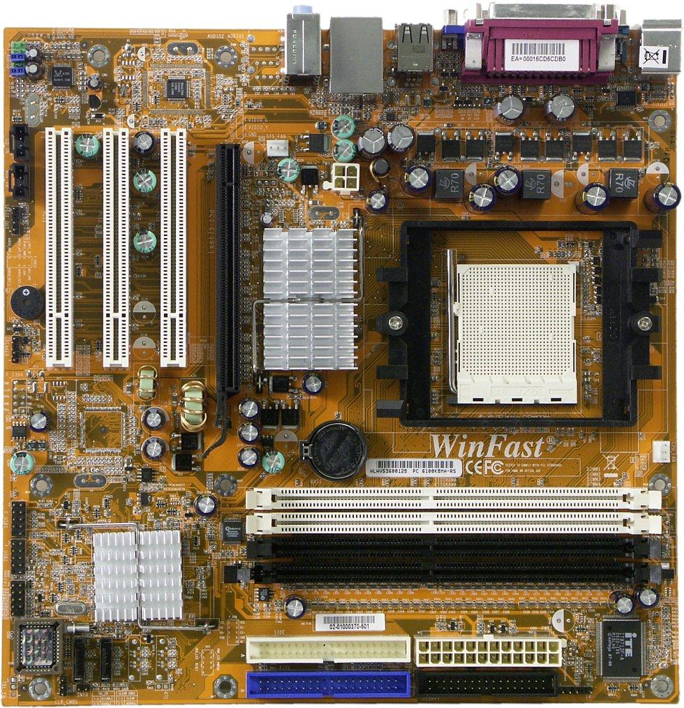 Системная плата foxconn 6100k8mb-rsh руководство по эксплуатации