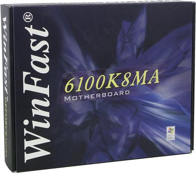 Winfast 6100k8ma Rs драйвера