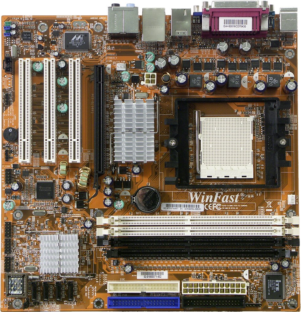 WINFAST C51GM03 MOTHERBOARD WINDOWS 10 DOWNLOAD DRIVER