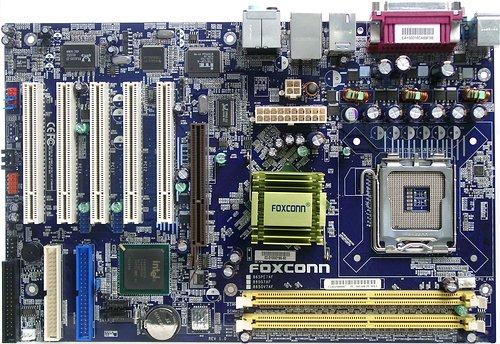 Foxconn 865PE7AF-8EKS – a Motherboard Based on Intel 865PE Chipset for Socket 77