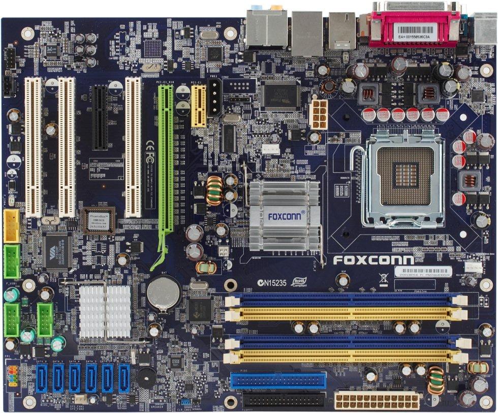 Foxconn 915 series драйвера скачать