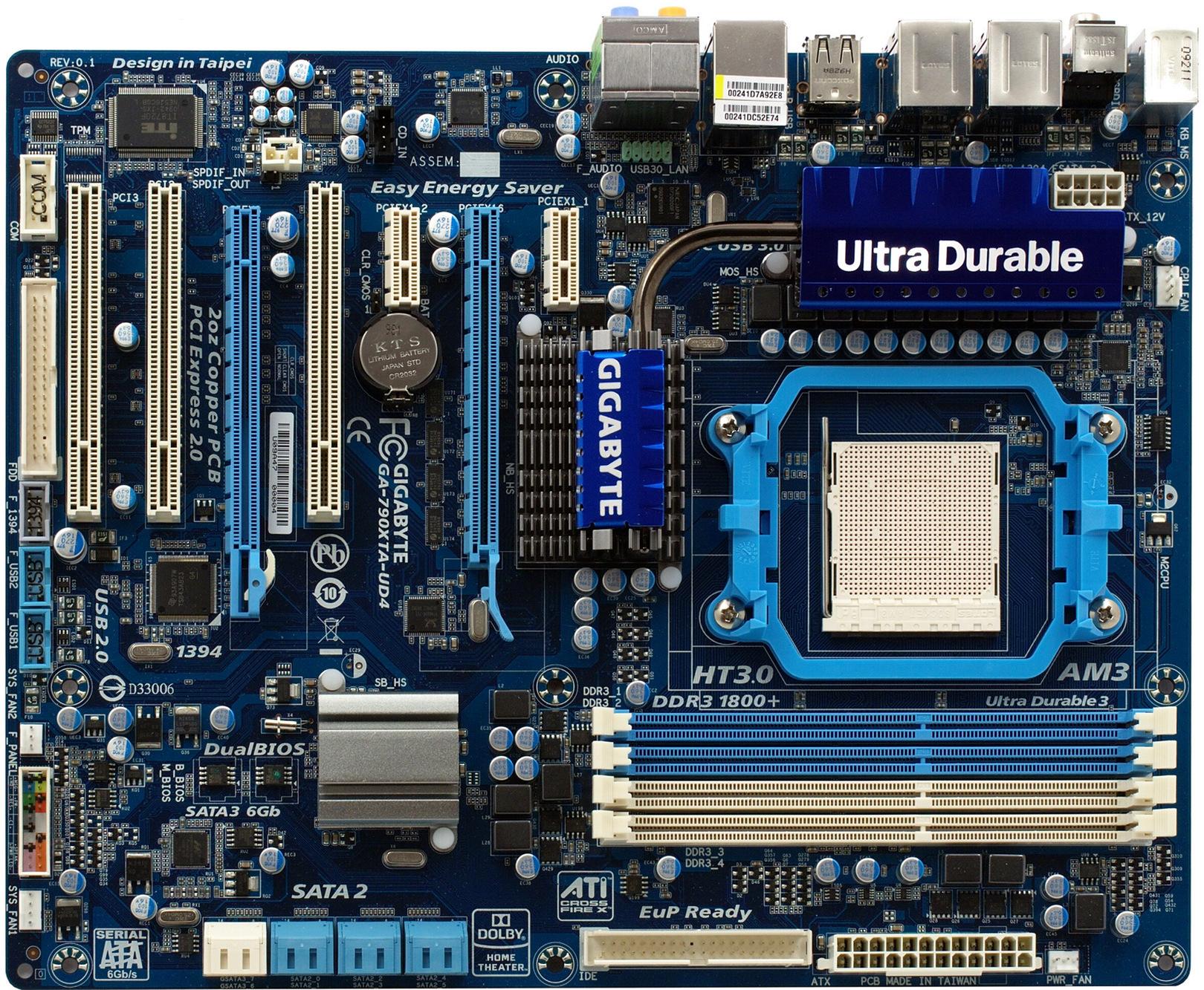 GIGABYTE GA-790XTA-UD4 NEC USB 3.0 DRIVERS UPDATE