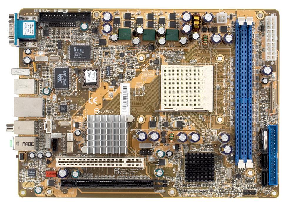 Shuttle SN21G5 Barebone Kit with NVIDIA GeForce 6100 Integrated Video