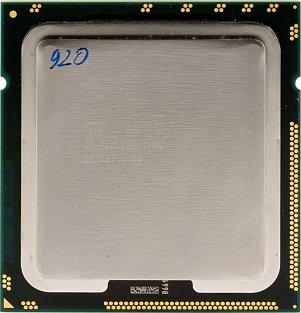 Core i7 processor (cap with a heat spreader)