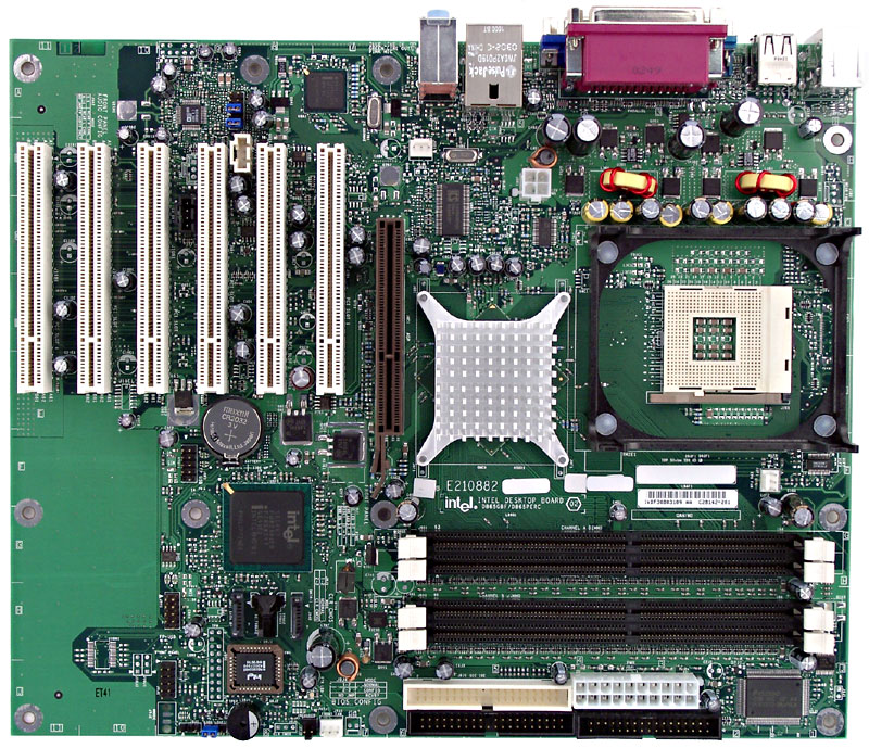 Материнская Плата Intel E210882 N232 Описание
