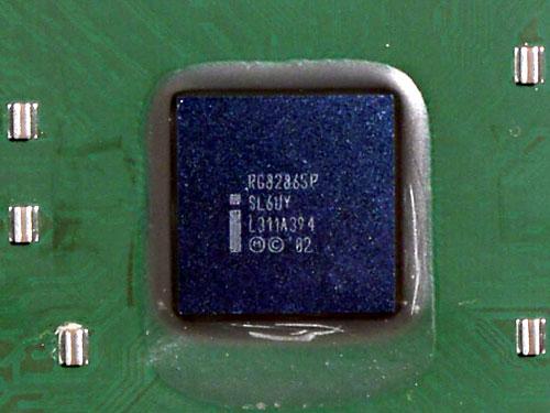 MOTHERBOARD CHIPSET INTEL SPRINGDALE G I865G DRIVER FOR MAC