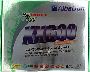 ALBATRON KX 600 Driver for Windows Download