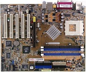ASUS A7N8X - motherboard - ATX - Socket A - nForce2 SPP Series Specs